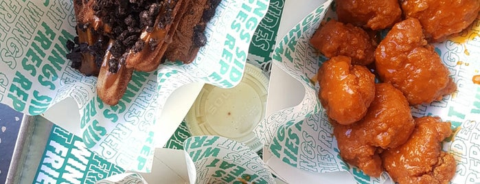 Wingstop is one of London.