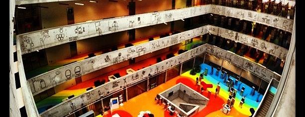 Národní technická knihovna is one of Worth to see in PRAGUE.