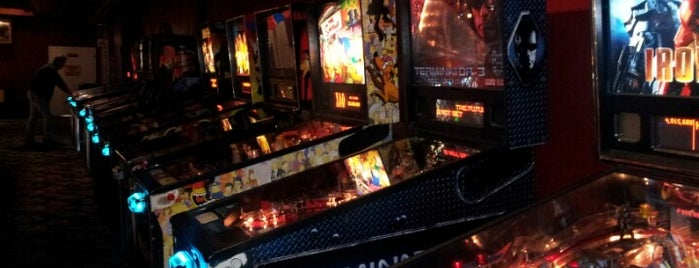 Castles N' Coasters is one of Pinball Destinations.