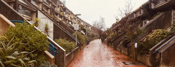 Alexandra Road Estate is one of Daniel's Saved Places.