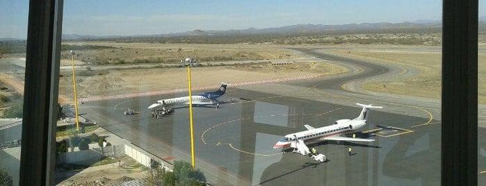 Aeropuerto Internacional Ponciano Arriaga (SLP) is one of Por Hacer.