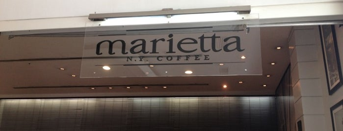 Marietta Café is one of Brasília Veggie.