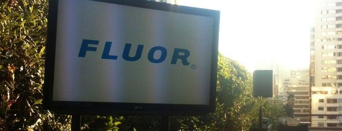 Fluor is one of Lugares favoritos de Carolina.