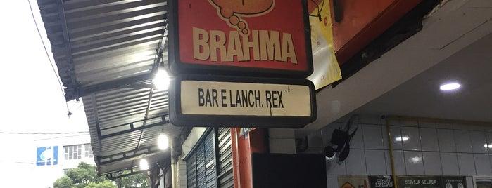 Bar e Lanchonete Rex is one of Tempat yang Disimpan Fabio.