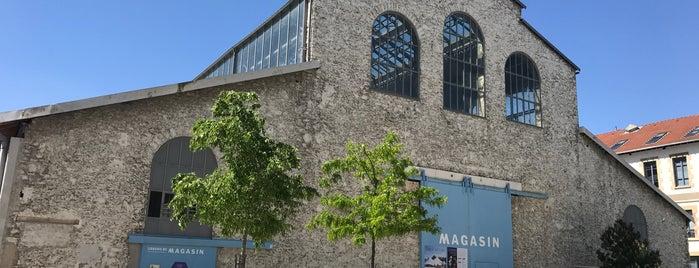 Le Magasin is one of Lieux sauvegardés par Dmytro.