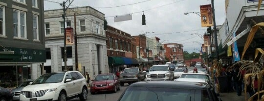Mayberry on Main is one of ?.