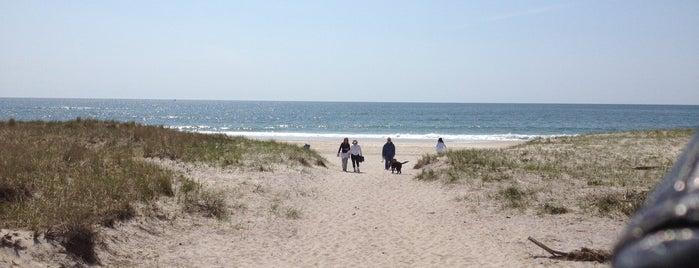 Rogers Beach is one of HAMPTONS..