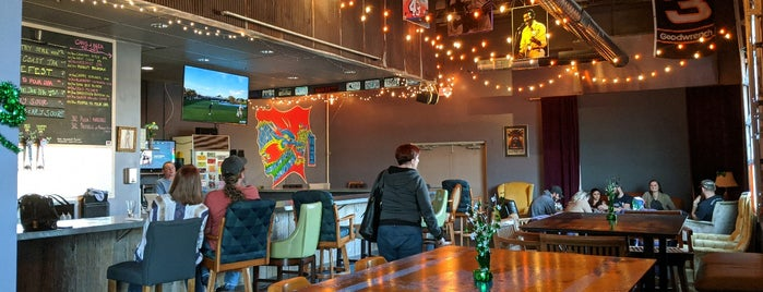 Honky Tonk Brewing is one of Breweries or Bust 3.
