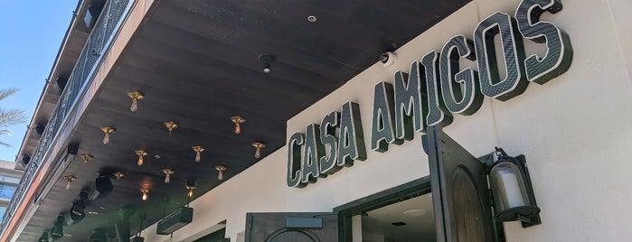 Casa Amigos is one of Tempat yang Disukai Rj.