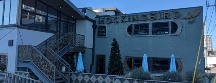 The Mockingbird is one of Nashville.