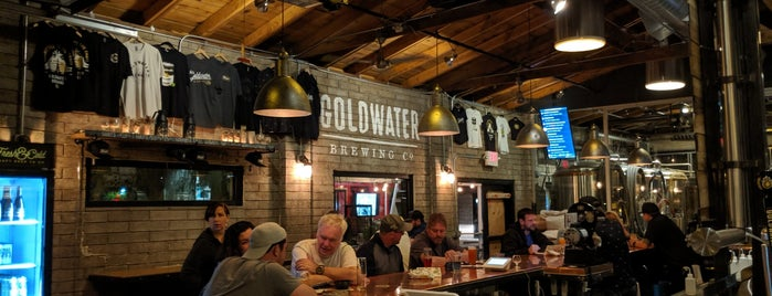 Goldwater Brewing Co. is one of Jefeさんのお気に入りスポット.