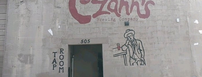 Czann's Brewing Company is one of Tempat yang Disukai Rob.