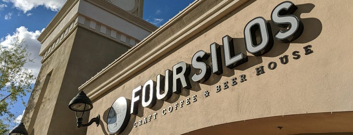 Four Silos Brewery is one of Phoenix-area craft breweries.
