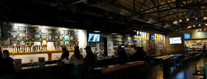 Von Elrod's Beer Hall & Kitchen is one of Nashville.
