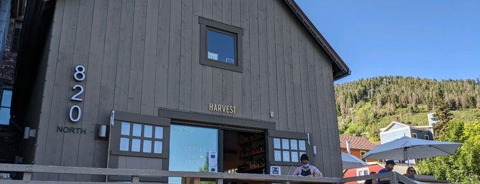 Harvest Cafe is one of Brandon 님이 좋아한 장소.