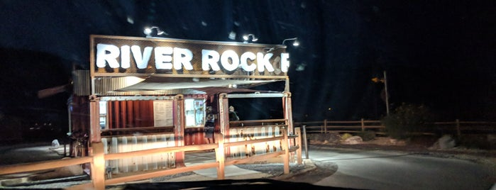 River Rock Roasting Company is one of Amirさんの保存済みスポット.