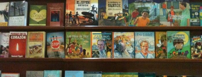 Librería Maranatha is one of lalo : понравившиеся места.