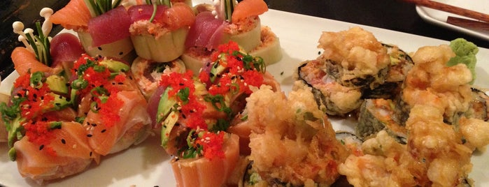 Saint Sushi Bar is one of Montreal's Best Resto & Food.