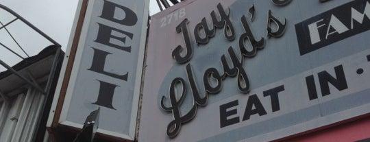 Jay & Lloyd's Old Time Brooklyn Delicatessen is one of spots.