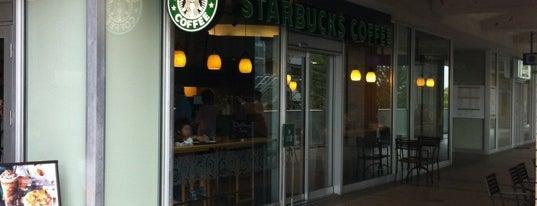 Starbucks is one of Nagoya Food.