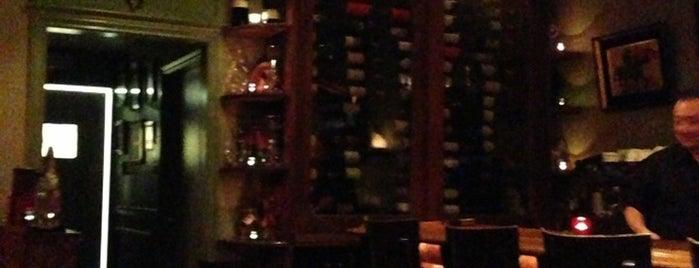 Tasca Wine Bar is one of Bars and Restaurants LA.