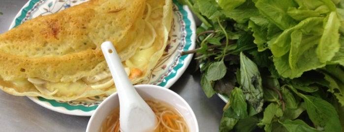 Bánh Xèo 46 Đinh Công Tráng is one of Vietnam.