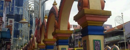 Little India is one of Lieux qui ont plu à Alex.