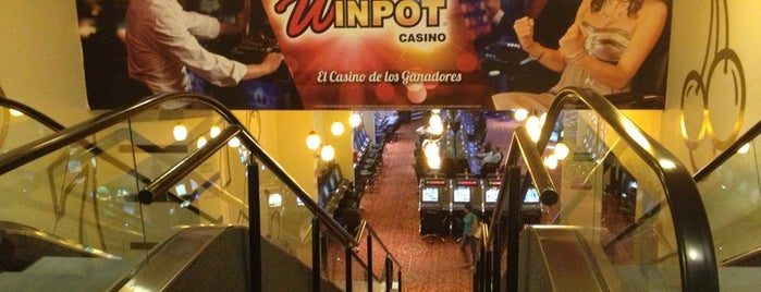 Winpot is one of visitas casinos.
