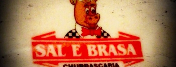Churrascaria Sal e Brasa is one of Glaucoさんのお気に入りスポット.