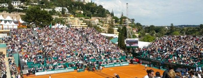 Monte-Carlo Country Club is one of Lieux sauvegardés par Manya.