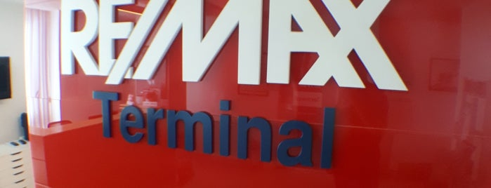 RE/MAX Terminal is one of Lieux sauvegardés par Ersel.