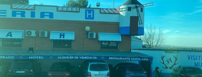 Restaurante Santa Ana is one of HL Gasolineras.