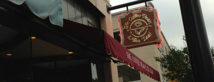 The Coffee Bean & Tea Leaf is one of Coffee Stops.