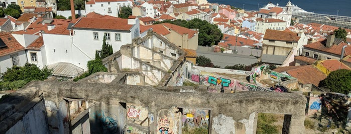 Miradouro do Recolhimento is one of Lisbon.