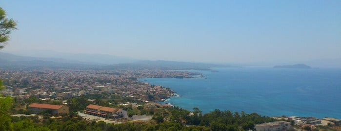 Nymfes is one of Greece, Crete.