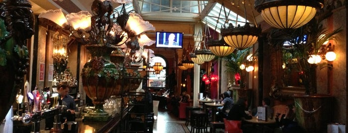 Café en Seine is one of Top Dublin pubs.