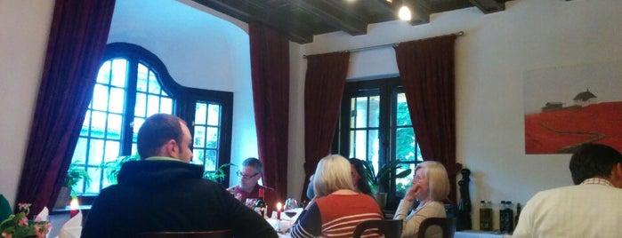 Il Ristorante im Pförtnerhaus is one of TO EAT in MINGA.