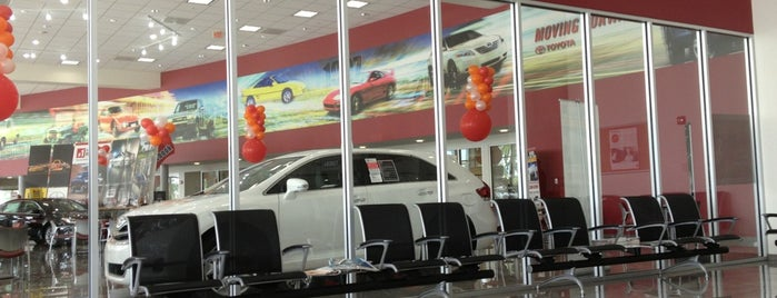 Doral Toyota is one of Miami.