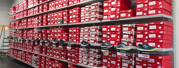 New Balance Factory Store is one of Las Vegas.