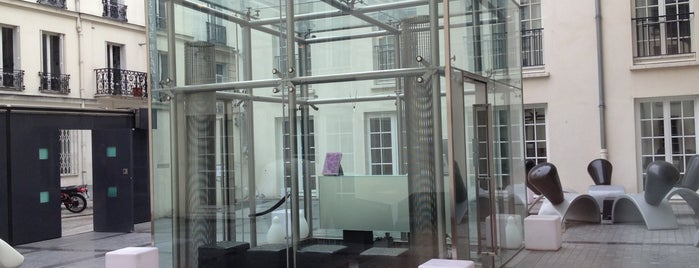 Kube Hôtel is one of World Wide Hotels.