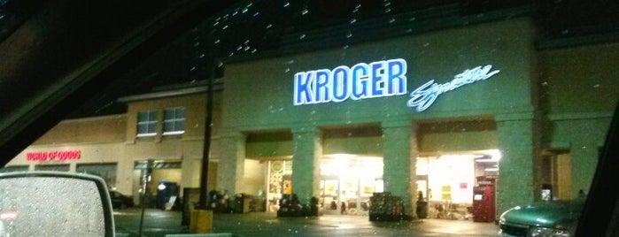 Kroger is one of สถานที่ที่ al ถูกใจ.