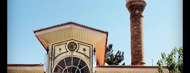 Kurşunlu Camii is one of 7. ÖLÜDENİZ SAHİL.