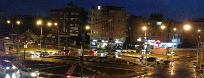 Uğur Mumcu Meydanı is one of Posti salvati di Yasemin Arzu.