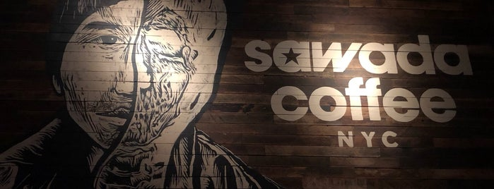 Sawada Coffee is one of Dessert and Bakeries.