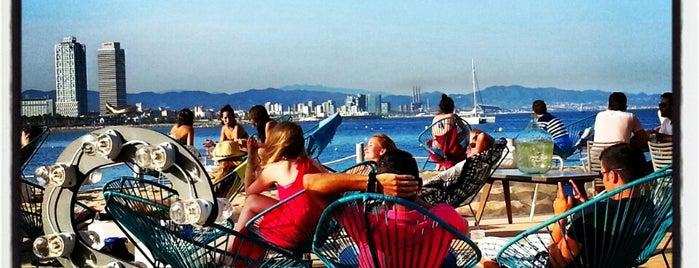 Salt Beach Club is one of Terrazeo en la costa catalana.