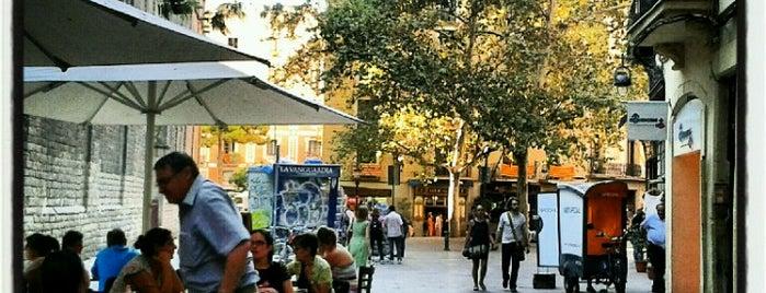 Taller de Tapas is one of Terrazas Barcelona.