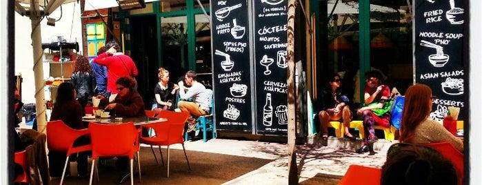 Bun Bo Viêtnam is one of Terrazas Barcelona.