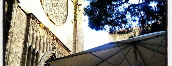 Bar del Pi is one of Terrazas Barcelona.