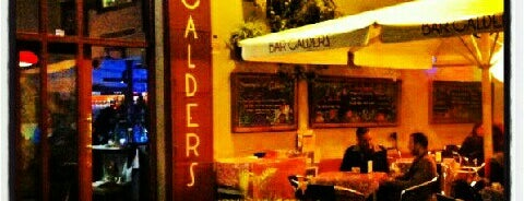 Bar Calders is one of Terrazas Barcelona.