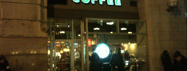 Starbucks is one of Must-visit Food in New York.